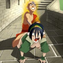 Avatar Fucking Toph On The Great Wall xl-toons.win