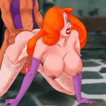Aladdin fucks Jessica Rabbit in kinky positions xl-toons.win