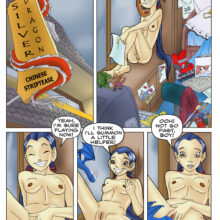 Hay Lin Gets Masturbated By A Winged Blue Dragon Dick xl-toons.win