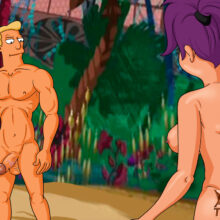 Leela And Zapp Have Amazing Hardcore Anal Sex Together xl-toons.win