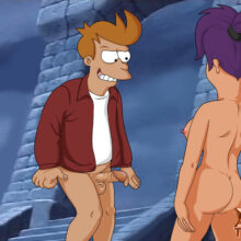 Fry And Leela Fucking In An Alien Planet xl-toons.win