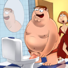 Lois Gets Fucked By Peter In The Bathroom xl-toons.win