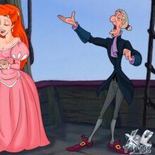 Ariel enjoys having kinky sex with an older man xl-toons.win
