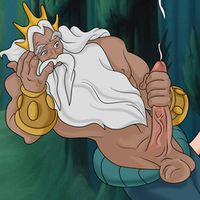 King Triton punishes Mermaid for being naughty with a good hard fuck xl-toons.win